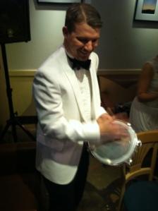 The Great Gatsby on pandeiro...